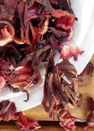 Каркаде 50 грам. Суданська роза