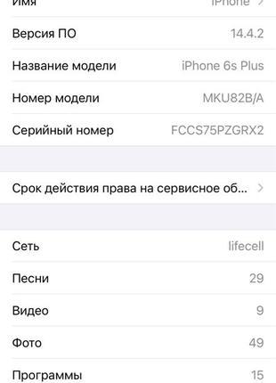 IPhone 6s Plus идеал