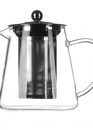 Скляний Заварювальний чайник