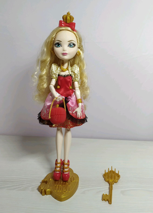 Лялька Ever After High Епл Вайт Mattel базова