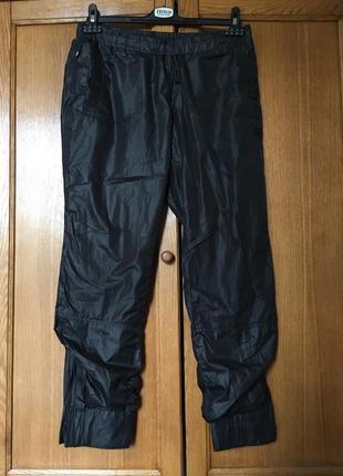 Зимние тёплые спортивные штаны