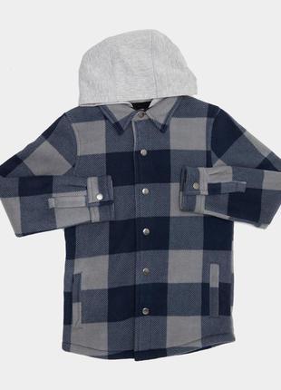 Шикарная рубашка на подкладке из пушистого флиса от dunnes из ...