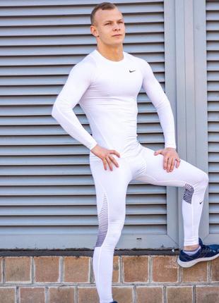 Комплект термобелья Nike Pro Combat