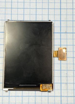 Дисплей LCD Samsung GT-C3322 Original б/в