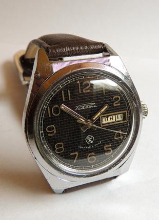 Механические часы  РАКЕТА РОЛЕКС со знаком качества годинник СССР