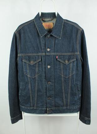 Винтажная джинсовая курточка levis vintage denim jacket