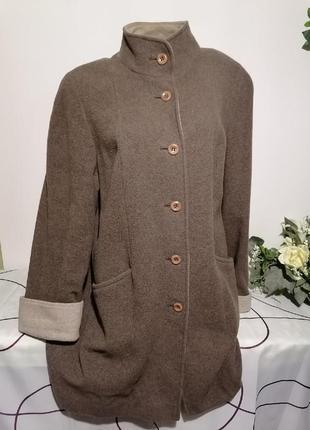 Пальто женское bhs большой размер 16