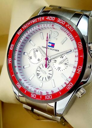 Мужские кварцевые наручные часы tommy hilfiger
