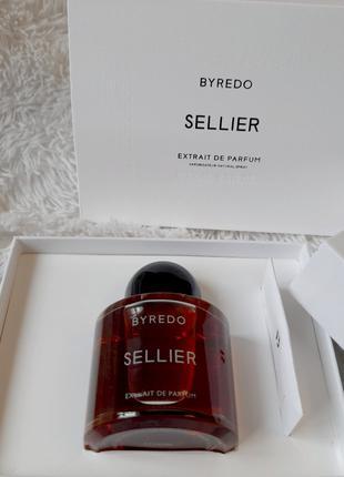 Byredo Sellier Оригинал EDP  2 мл Затест_парф.вода
