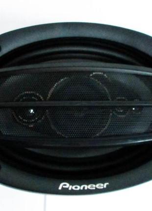 Автомобильная акустика колонки Pioneer TS-A6994S 6x9 овалы (500W)