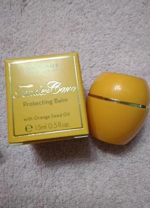 Специальное смягчающее средство oriflame с маслом апельсина