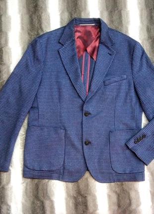 Мужской пиджак итальянского бренда maestrami