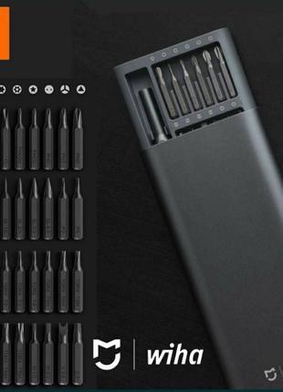 Xiaomi MiJia Wiha Precision Screwdriver 24 в 1