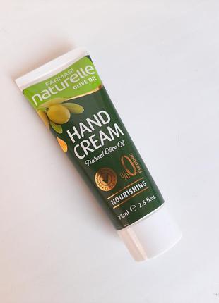 Крем для рук оливка farmasi