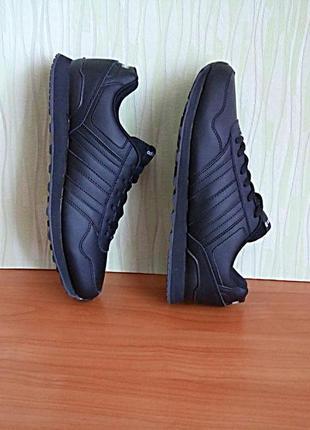 Кроссовки мужские кожаные adidas.