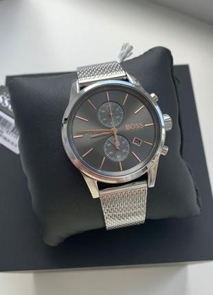Мужские часы Hugo Boss 1513440 'Jet'
