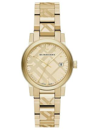 Женские часы BURBERRY BU9038 'The City' (38 мм)
