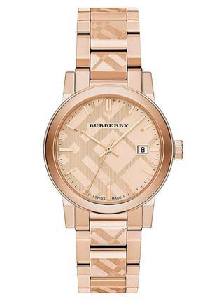 Женские часы BURBERRY BU9039 'The City' (38 мм)