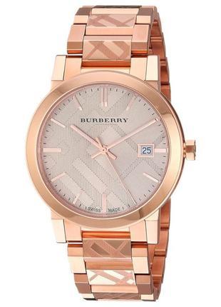 Женские часы BURBERRY BU9146 'The City' (34 мм)