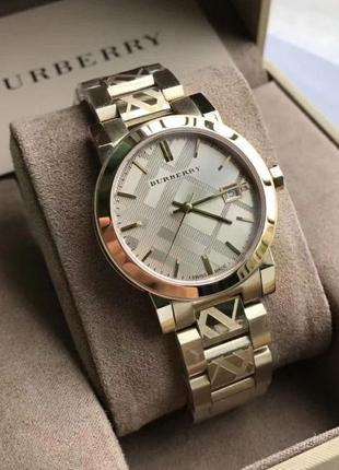 Женские часы BURBERRY BU9145 'The City' (34 мм)