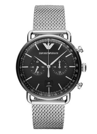 Мужские часы EMPORIO ARMANI AR11104 'Aviator'