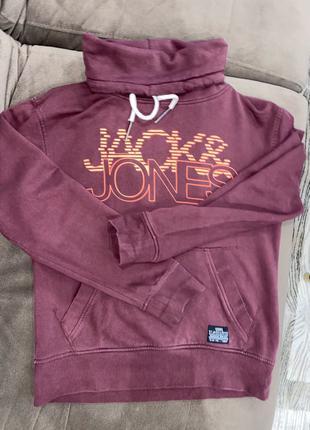Свитшот бренд Jack&Jones