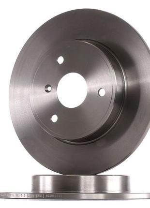 Тормозной диск Smart Fortwo 450, 451, 452