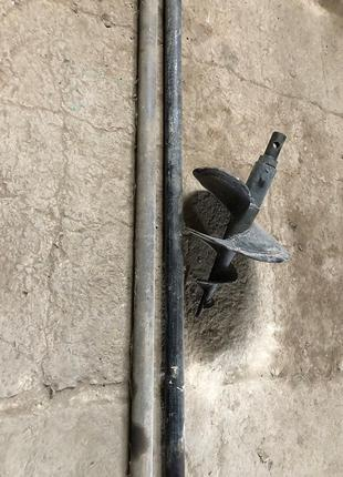 Набор для бурения большим диаметром бурголовка гарпуна диаметром