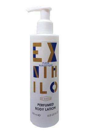 Парфюмированный лосьон для тела ex nihilo fleur narcotique