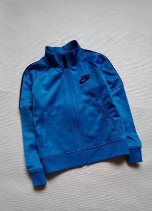 Nike оригинальная кофта 98 см