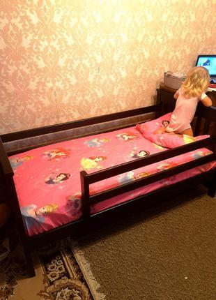 Одноярусная кровать Адель.