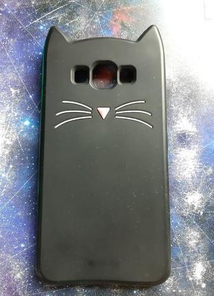Чехол-кот для телефона Samsung Galaxy J7 Neo