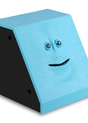Інтерактивна іграшка скарбничка musical face bank рухоме лице