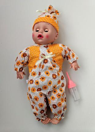 Кукла для девочек ❗интерактивный пупс 35 см❗звуковые эффекты, ...