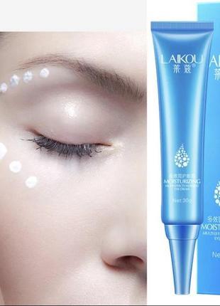 Гиалуроновый крем для наполнения кожи вокруг глаз
