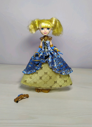 Лялька Блонди Локс серия Коронация Ever After High