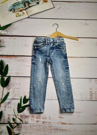 2-3 года, джинсы,next