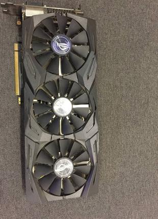 Asus Strix Gtx 1060 6GB