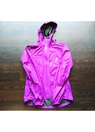Женская спортивная мембранная куртка / ветровка от Haglofs