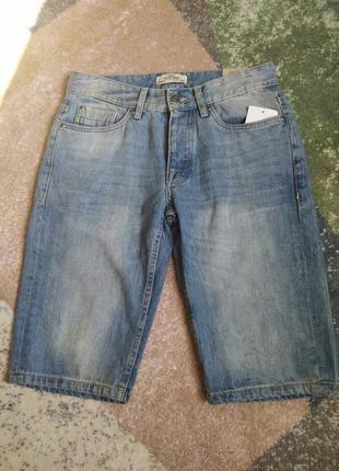 Джинсовые мужские шорты