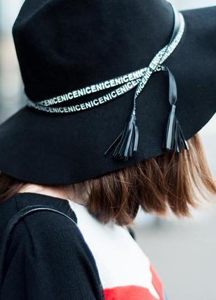 Фетровая шляпа zaful