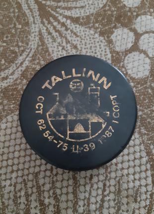 Советская шайба Tallinn