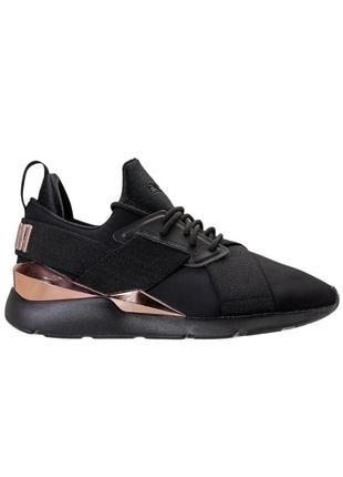 Puma muse metallic, оригинал, женские кроссовки