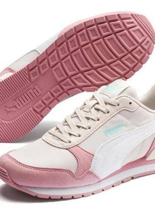 Puma st runner v2 женские кроссовки (оригинал) размер 37.5, 38