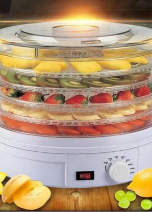 Сушилка для овощей и фруктов Royals RB 959