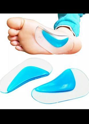 Ортопедические стельки стелька-супинатор корректирующая обувь ...
