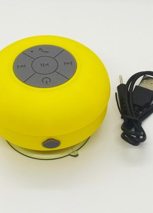 Bluetooth Shower Speaker колонка MP3 для душа водонепроницаемая