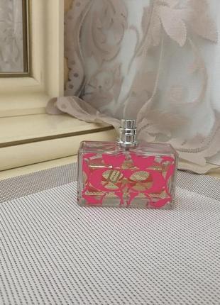Coach signature summer fragrance, тв 50 мл, стародел