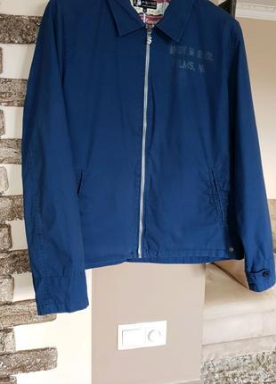 Мужская куртка пиджак Pepe Jeans London. Оригинал! Размер XL.