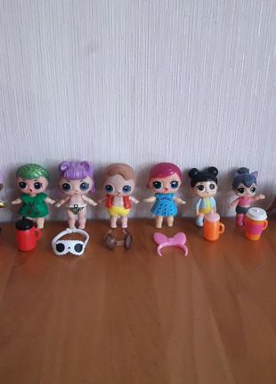 Кукла Lol капсула для кукол Лол куклы